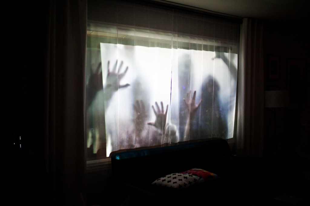 Zombies at the Window